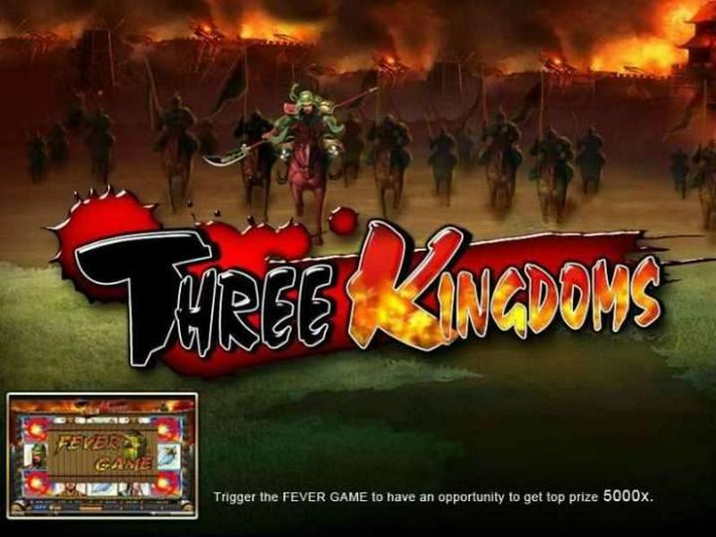 3win8 Three Kingdoms