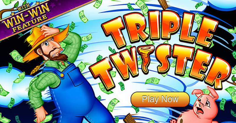 3win8 Triple Twister