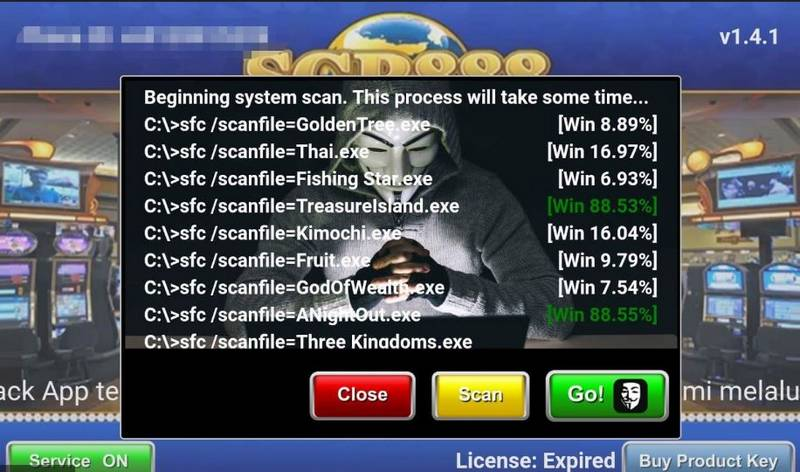 SCR888 Hack ? SCR888 jammer ? 918Kiss Hack ?