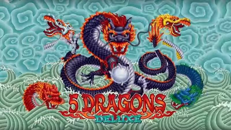 Ace333 5 Dragons