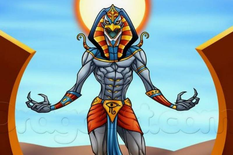 Ra The God Of Sun